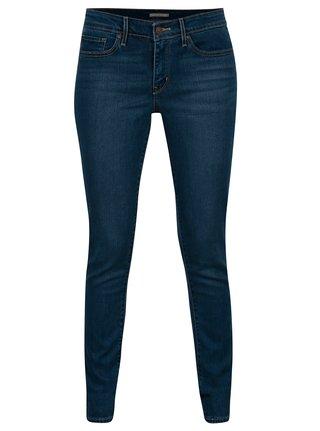 Blugi albastri skinny pentru femei -  Levi's®