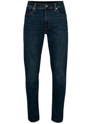 Tmavě modré pánské slim fit džíny s kapsami Levi's® 511