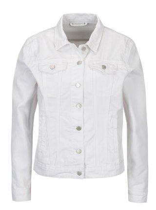 Bílá džínová bunda VILA Jules