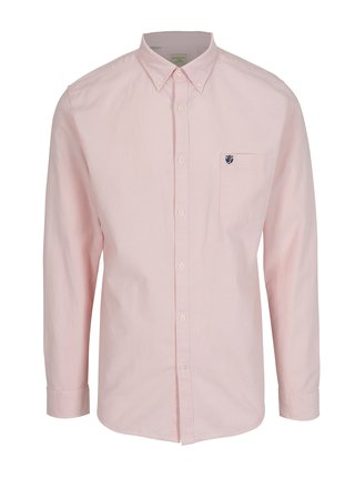 Camasa roz deschis regular fit - Selected Homme