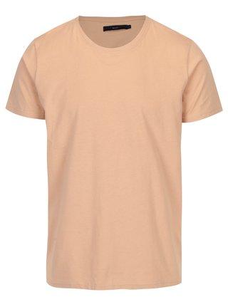 Tricou roz basic - SUIT