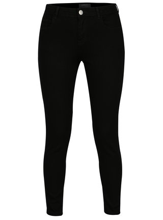 Blugi negri skinny - Dorothy Perkins Ashley