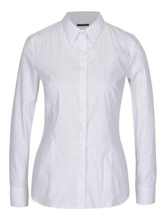 Bílá dámská košile Pietro Filipi