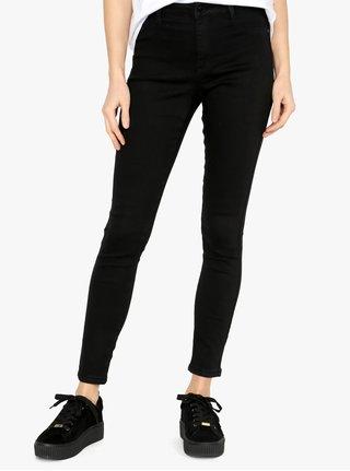 Černé skinny džíny MISSGUIDED