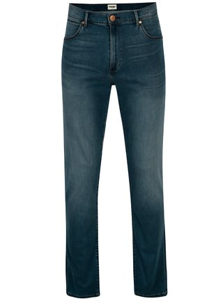 Modré pánské džíny Wrangler Arizona