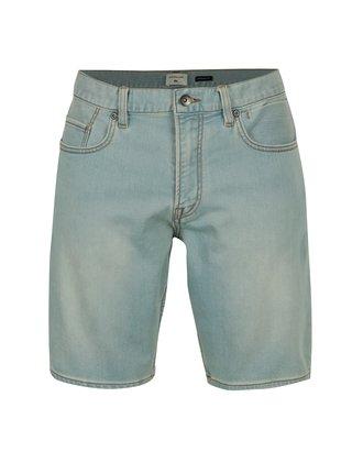 Pantaloni scurti din denim  albastri straight fit Quiksilver