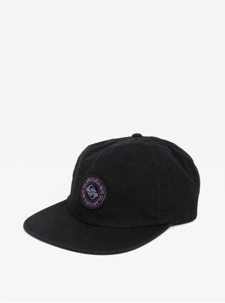Sapca neagra cu logo pentru barbati Quiksilver
