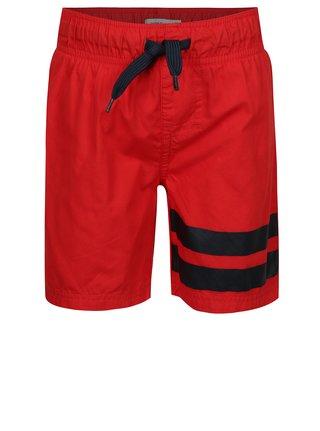 Červené chlapčenské plavky name it Zak