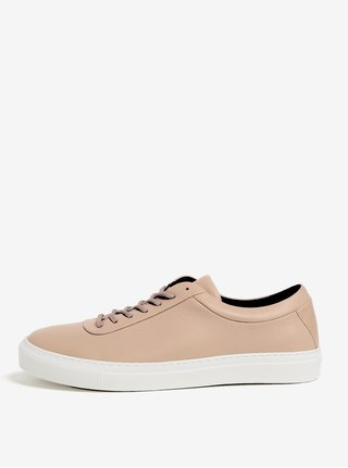 Pantofi sport roz pal din piele pentru barbati - Royal RepubliQ