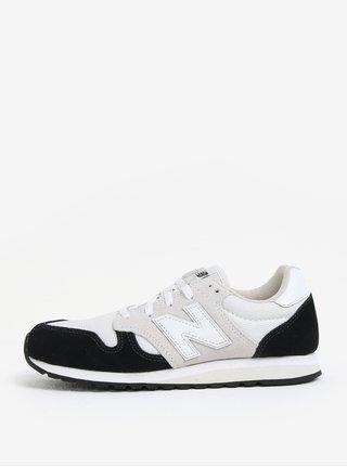 Pantofi sport crem&negru pentru femei New Balance WL520