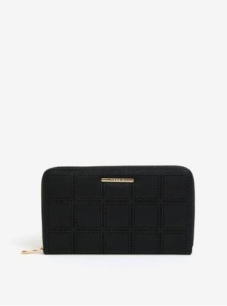 Čierna veľká peňaženka s puzdrom na doklady Bessie London