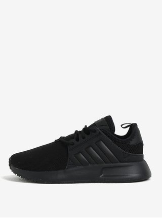 Černé dětské  tenisky adidas Originals X_PLR C