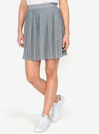 Sivá plisovaná sukňa Haily´s Helen