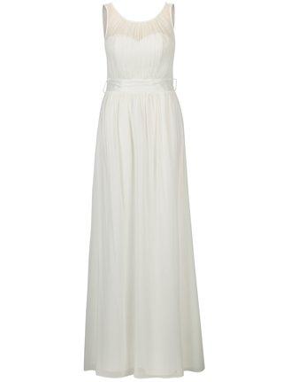 Biele šaty Dorothy Perkins