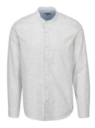 Camasa crem cu print pentru barbati - Garcia Jeans Heren