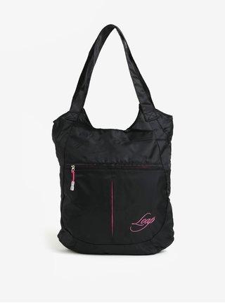 Čierna dámska športová taška cez rameno LOAP Finnie