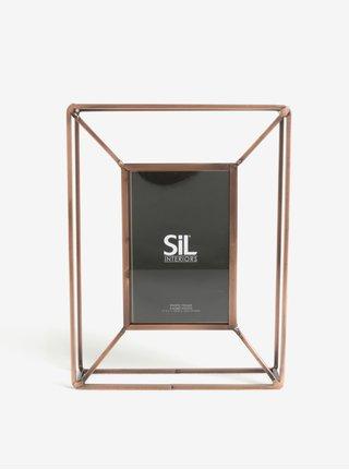 Stolní fotorámeček v bronzové barvě SIFCON