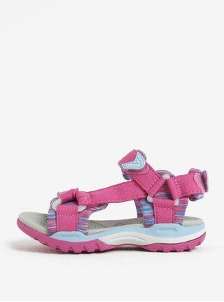 Modro-růžové holčičí sandály Geox Borealis