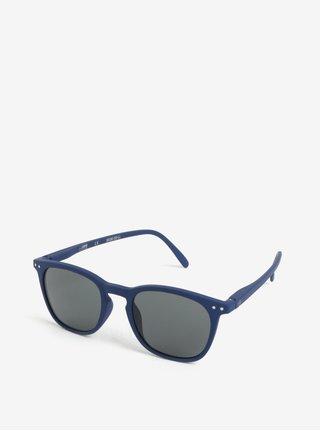 Tmavě modré unisex sluneční brýle IZIPIZI #E
