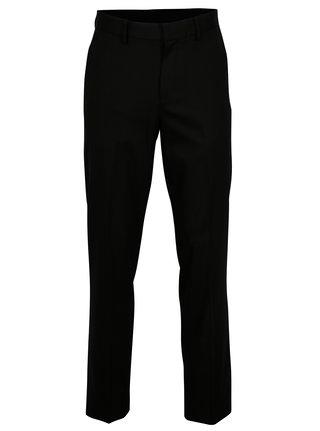 Čierne nohavice Burton Menswear London