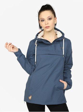 Jacheta impermeabila albastra pentru femei - Ragwear
