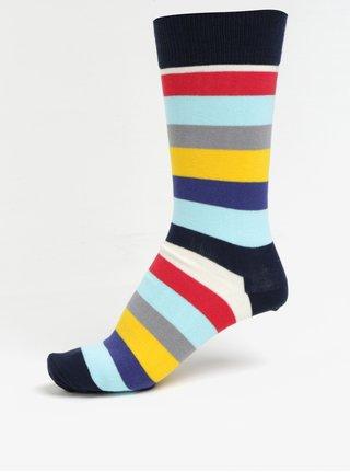Sosete multicolore pentru barbati - Happy Socks Stripe