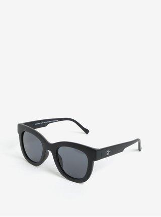 Černé dámské sluneční brýle CHPO Marais
