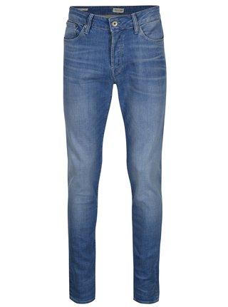 Světle modré slim fit džíny Jack & Jones Tim