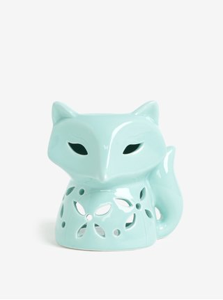 Lampa de aromaterapie tip vulpe verde mentol - Dakls