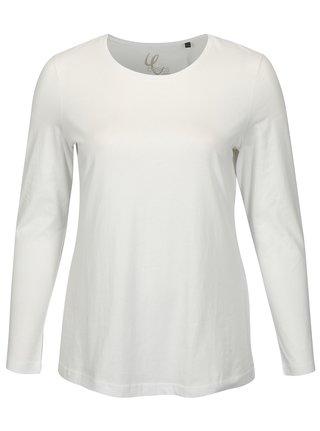 Černý top s pruhy ve zlaté barvě VERO MODA Haley. 799 Kč239 Kč · XS · S · M  · L · XL · Bílé tričko s dlouhým rukávem Ulla Popken e3c9438e79