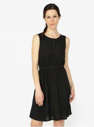 7678f86d1f9 Černé šaty bez rukávů VERO MODA Boca