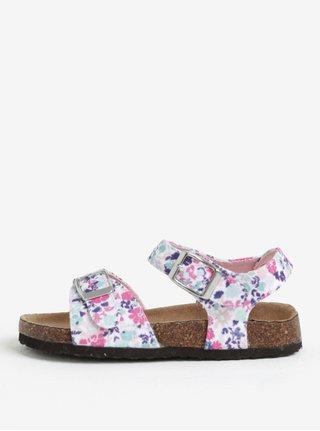 Bielo-ružové dievčenské sandále Tom Joule Tipytoe