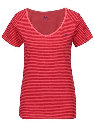 645d14bde19c Ružové tričko s lodičkovým výstrihom Dorothy Perkins Curve