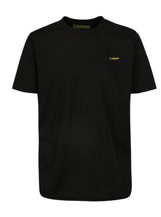 Čierne pánske funkčné tričko LOAP Messi