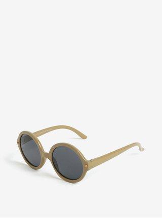 Svetlohnedé dievčenské slnečné okuliare name it Sun