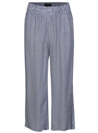 Modro-biele dievčenské pruhované nohavice LIMITED by name it Simona