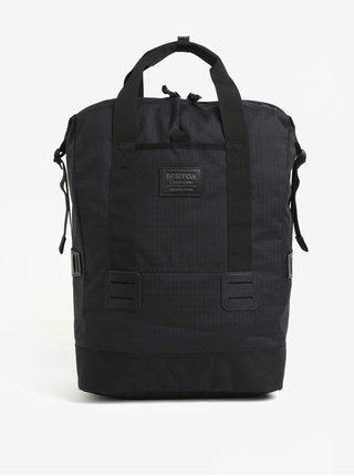 Rucsac/geanta neagra cu buzunar pentru laptop - Burton Tinder tote 25 l