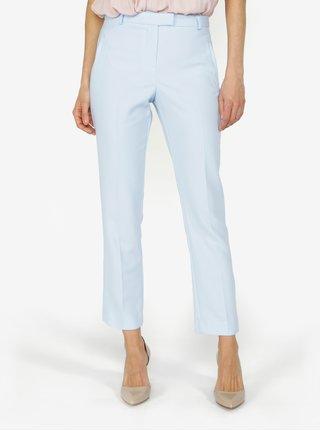 Svetlomodré skrátené nohavice Miss Selfridge
