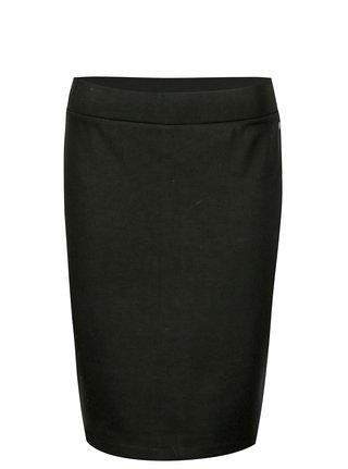 Čierna puzdrová sukňa Gracia Jeans Lisanna