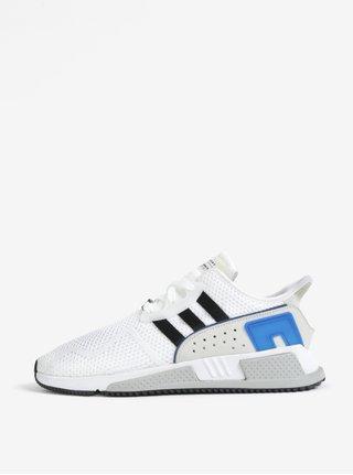 Pantofi sport albi de alergat pentru barbati adidas Originals EQT Cushion