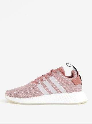 Pantofi sport roz pentru femei adidas Originals NMD