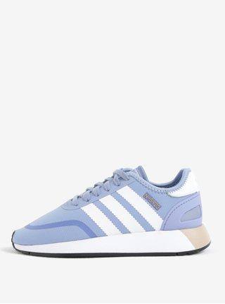 Pantofi sport lila de alergat pentru femei - adidas Originals N-5923 Iniki Runner
