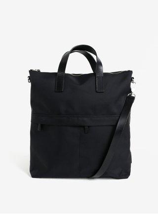 Čierna taška na notebook Vagabond Oslo