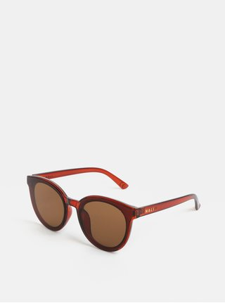 Hnedé slnečné okuliare Nalí
