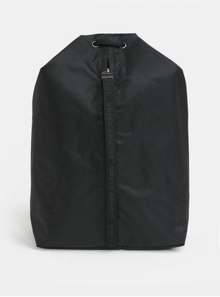 Čierny nepremokavý vak na zips Under Armour