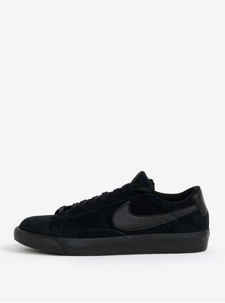 Čierne pánske tenisky Nike Blazer low