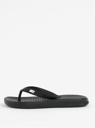 Čierne pánske žabky Nike Solay Thong