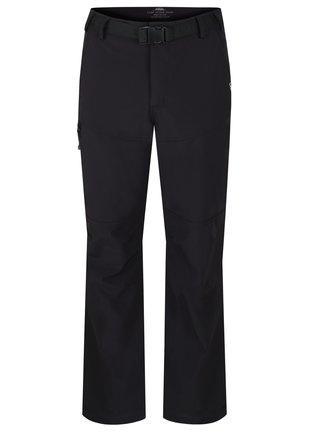 Čierne pánske funkčné vodovzdorné nohavice LOAP Udon