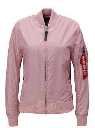 Jacheta de dama bomber roz prafuit ALPHA INDUSTRIES
