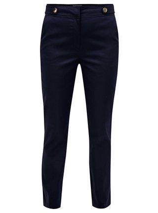 Pantaloni albastru inchis Dorothy Perkins Tall